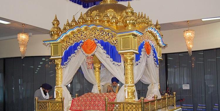 Sampooran rehras sahib